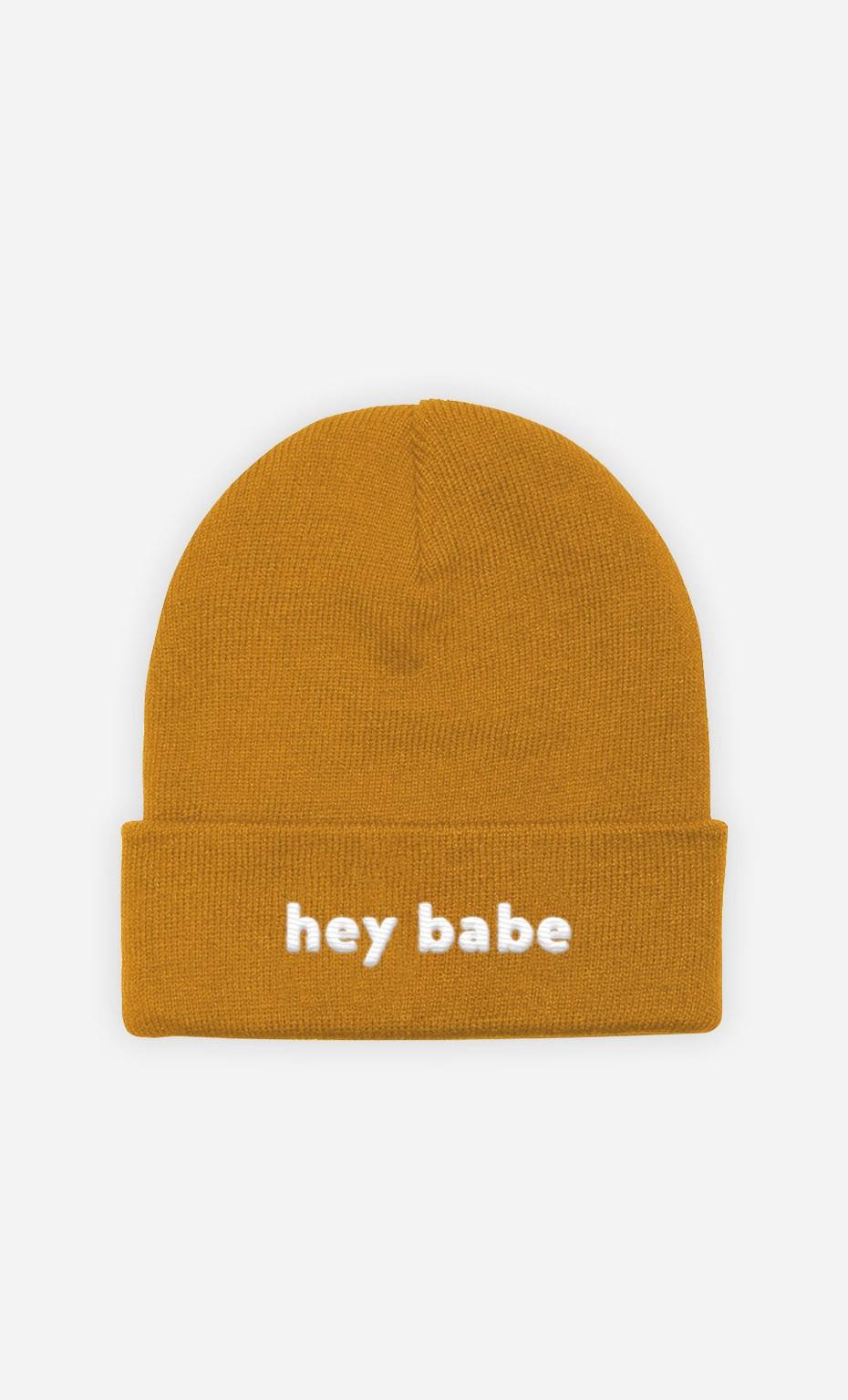 Bonnet Hey Babe