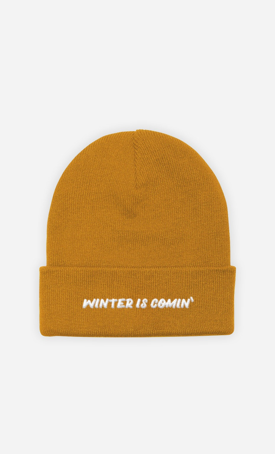 Bonnet Winter is Comin