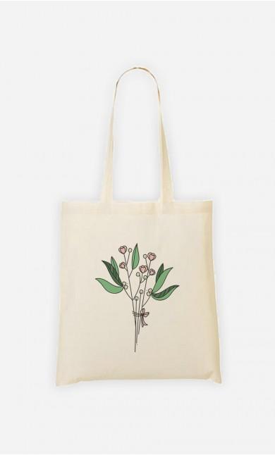 Tote Bag Bouquet