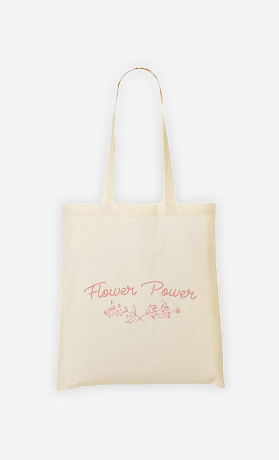 Tote Bag Flower Power