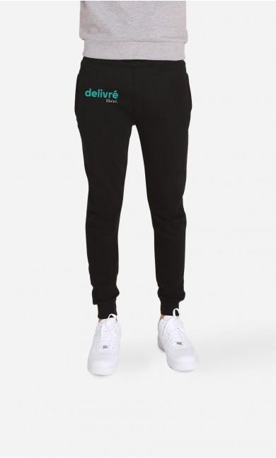 Jogging Noir Délivré Libéré