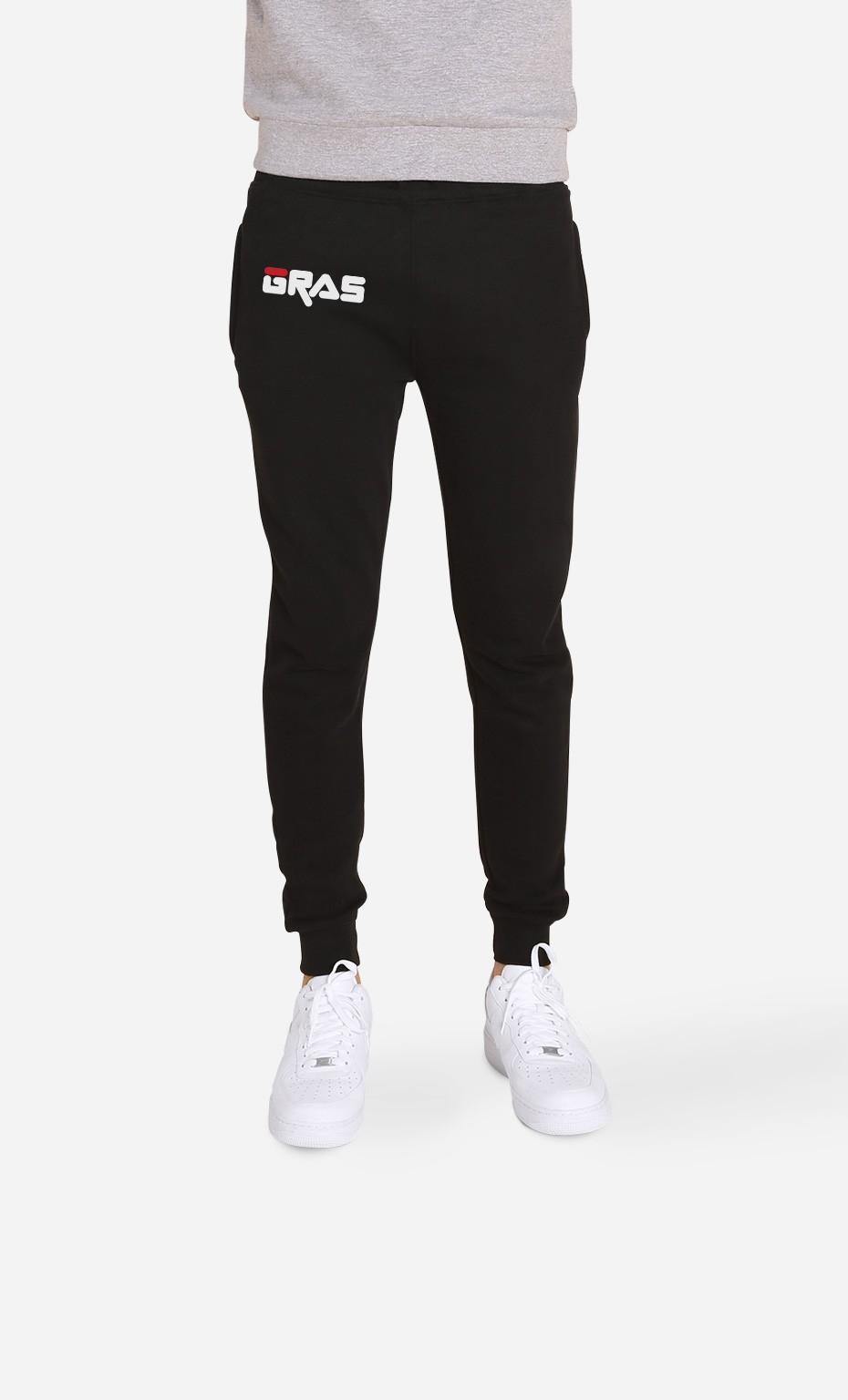Jogging Noir Gras