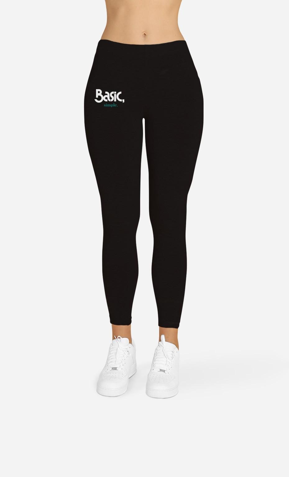 Legging Basic & Simple