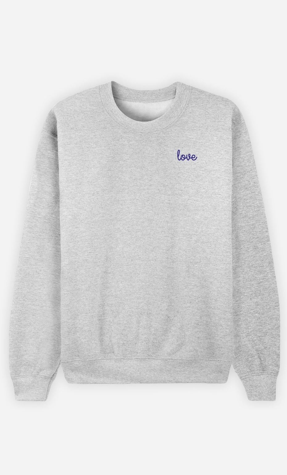 Sweat Love - brodé