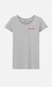 T-shirt Petit chat - brodé