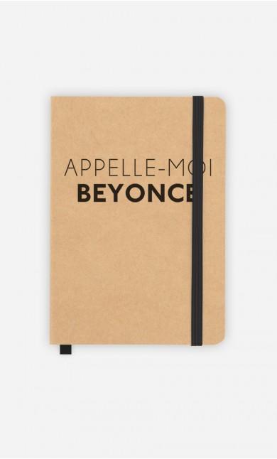 Carnet Appelle-Moi Beyonce