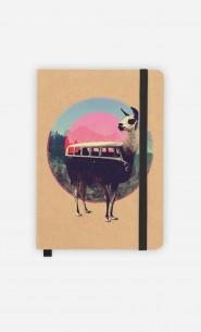 Carnet Combi Llama