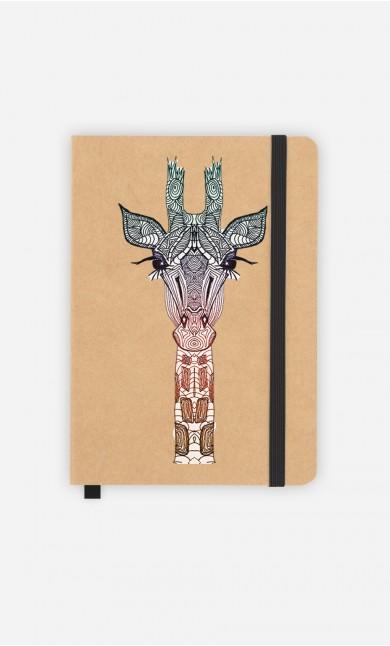 Carnet Giraffe