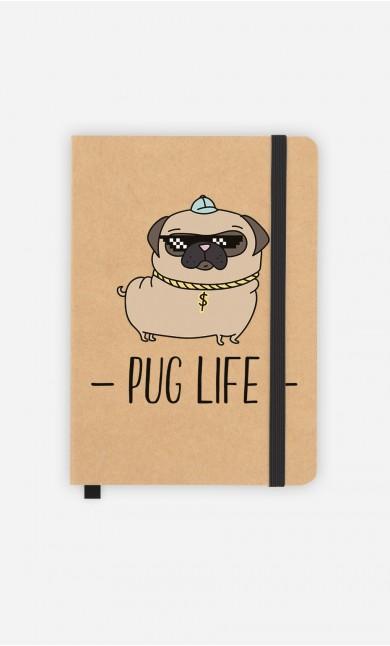 Carnet Pug Life