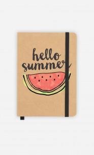 Carnet Hello Summer
