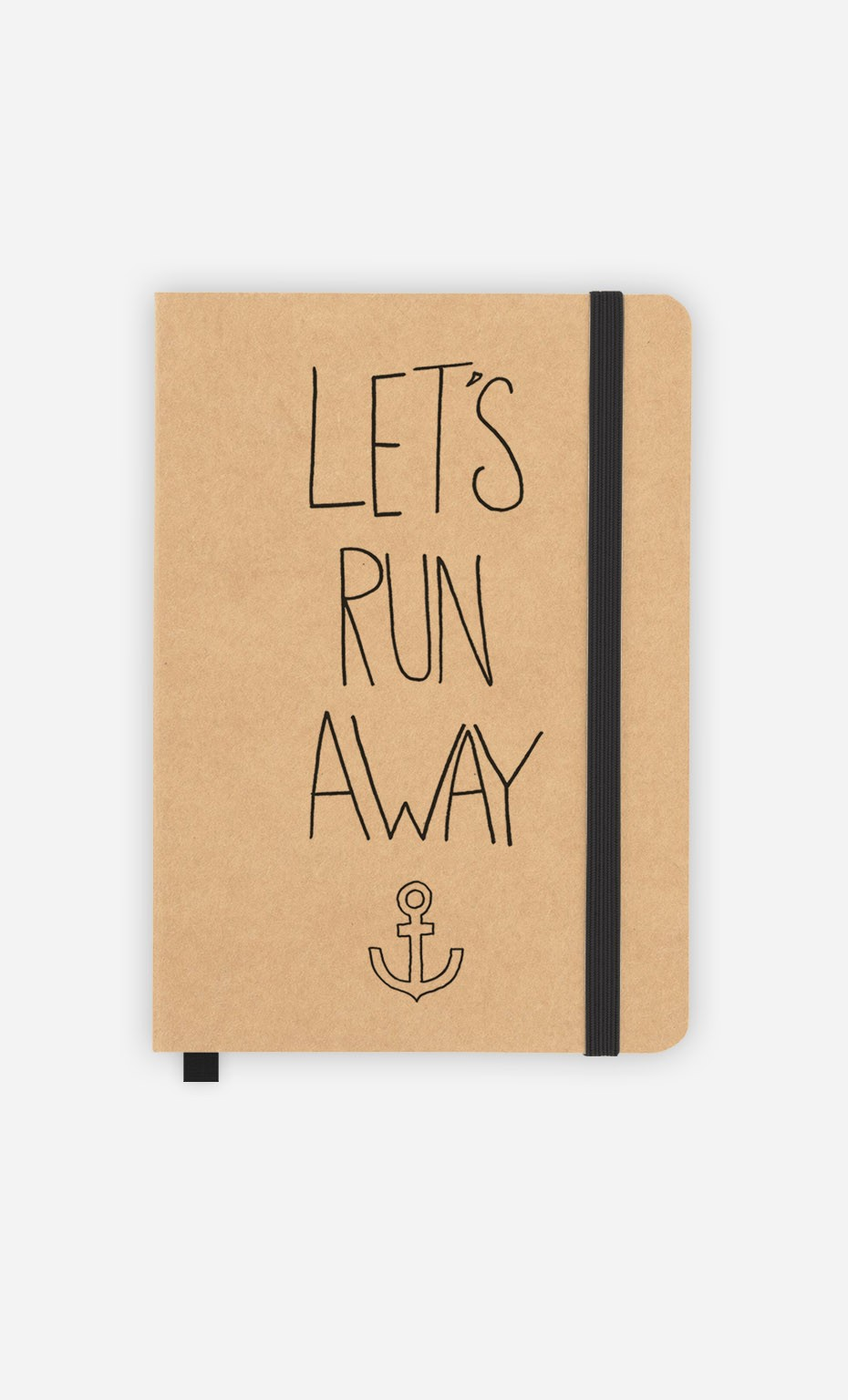 Carnet Let's Run Away