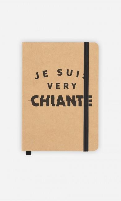 Carnet Je Suis Very Chiante