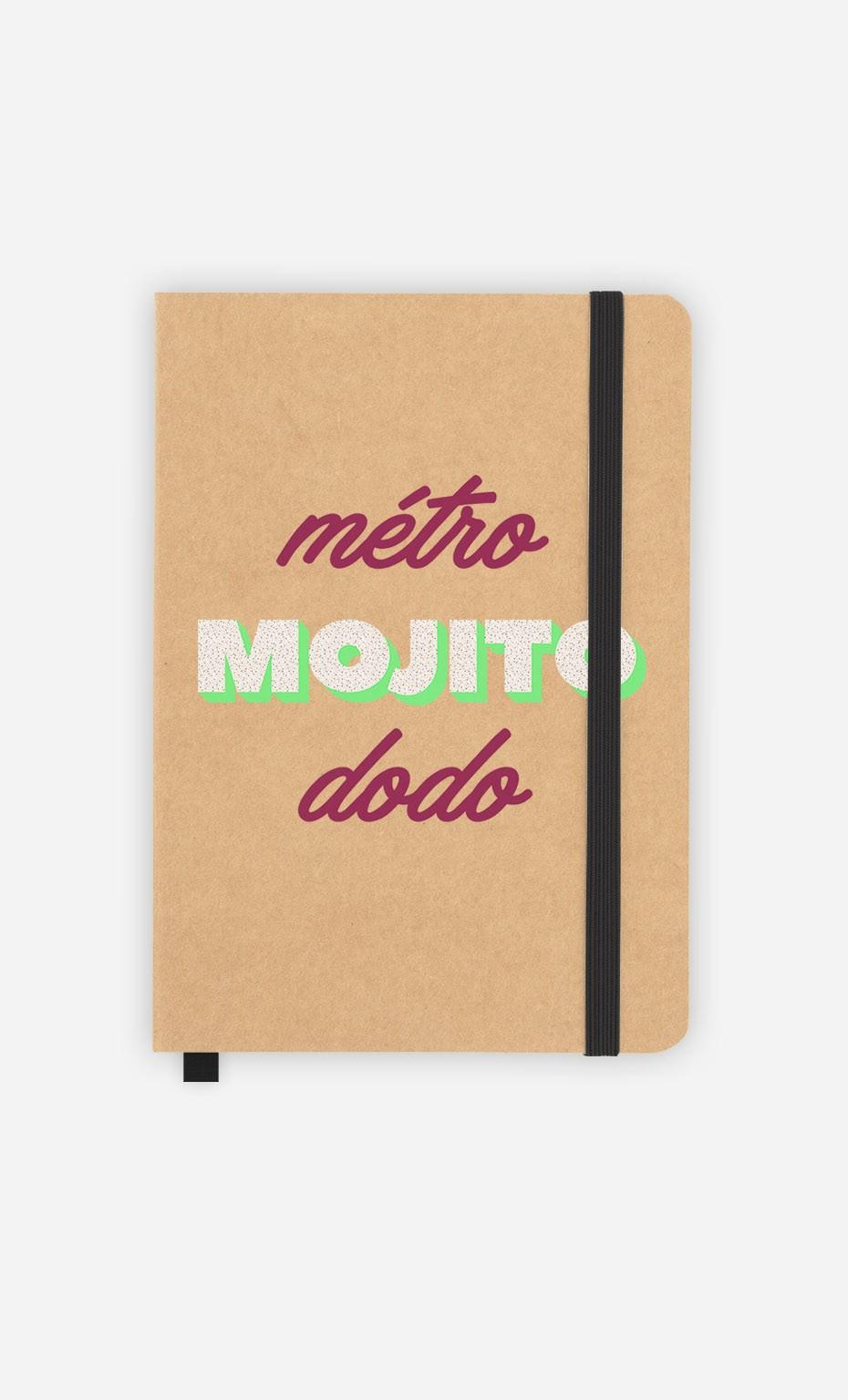 Carnet Métro Mojito Dodo