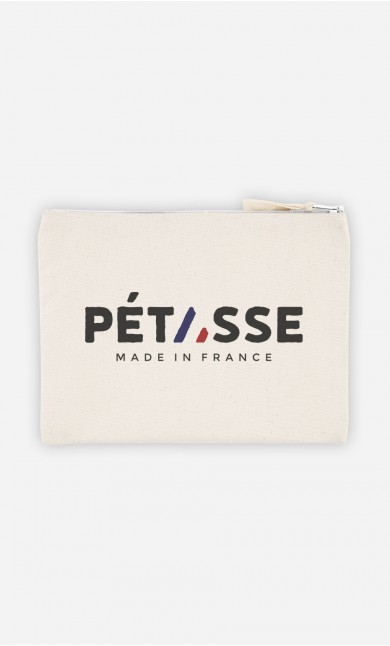 Pochette Pétasse made in France