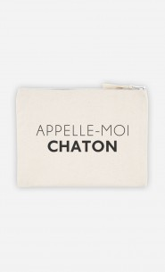 Pochette Appelle-Moi Chaton
