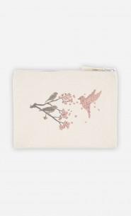 Pochette Blossom Bird