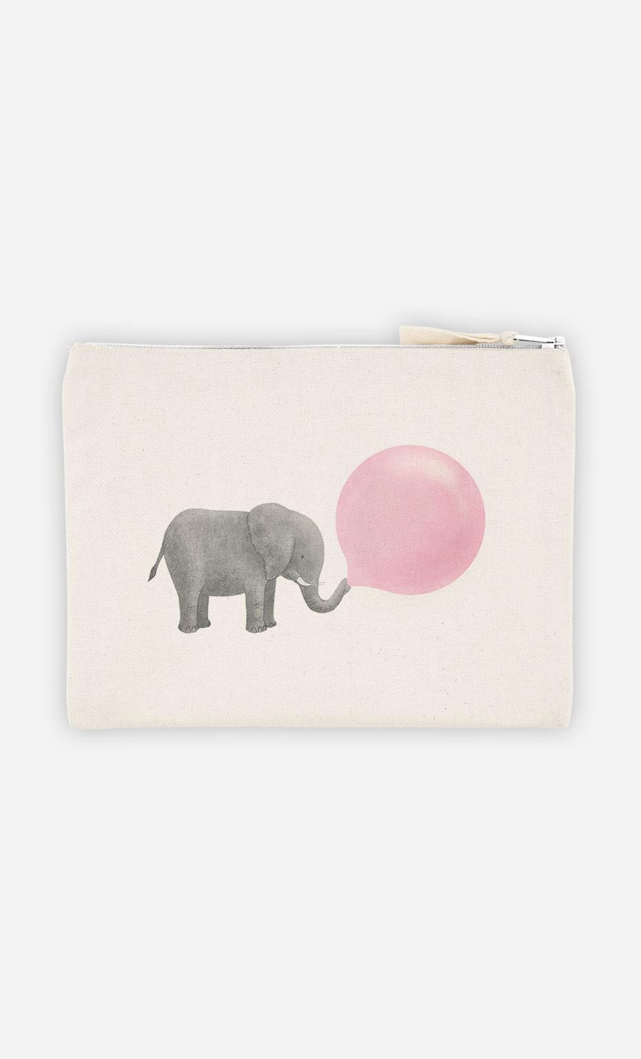 Pochette Jumbo Bubble Gum