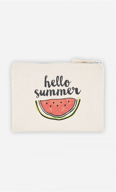 Pochette Hello Summer