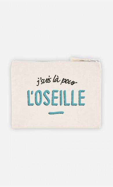 Pochette J'Suis Là Pour L'Oseille