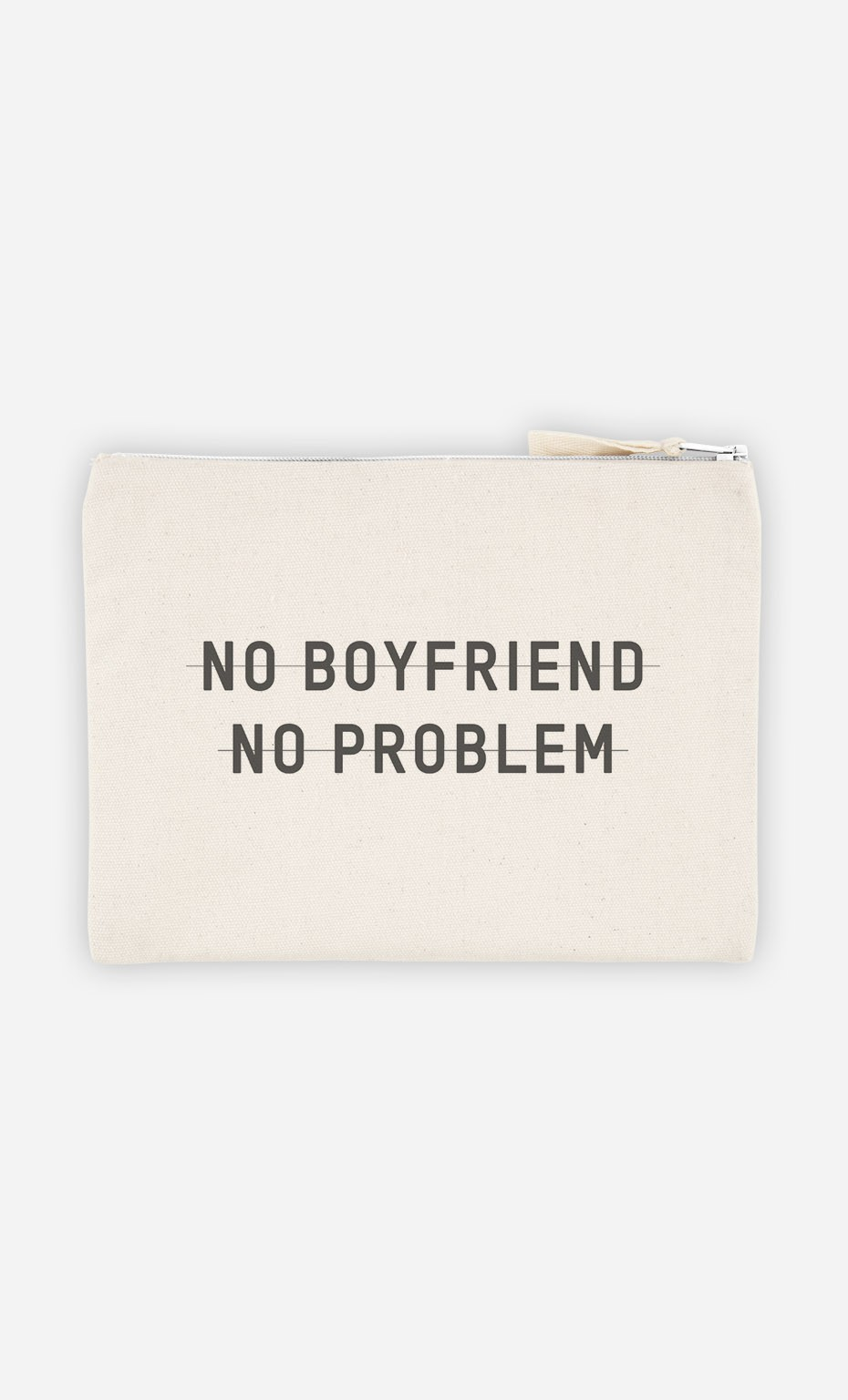 Pochette No Boyfriend No Problem