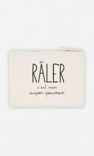 Pochette Râler