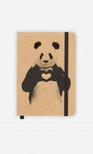 Carnet Love Panda