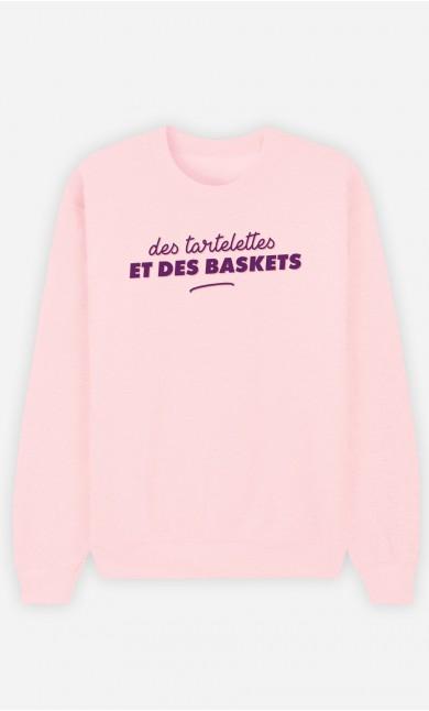 Sweat Des Tartelettes Et Des Baskets