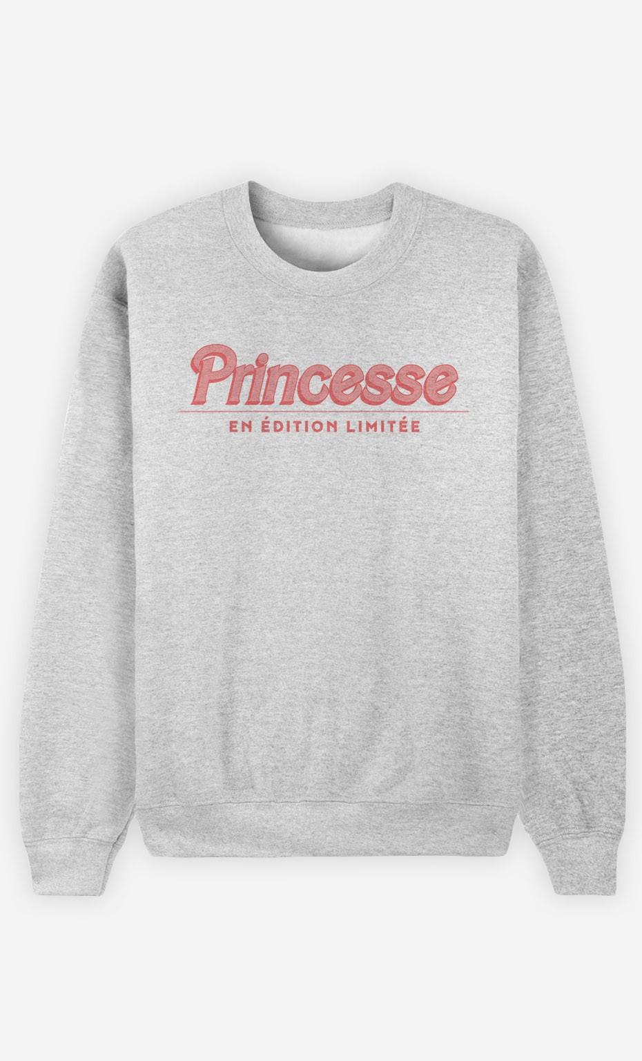 Sweat Princesse En Edition Limitée