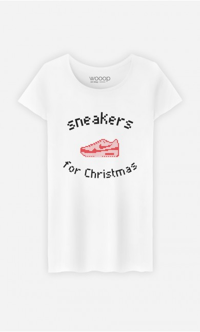 T-Shirt Sneakers For Christmas