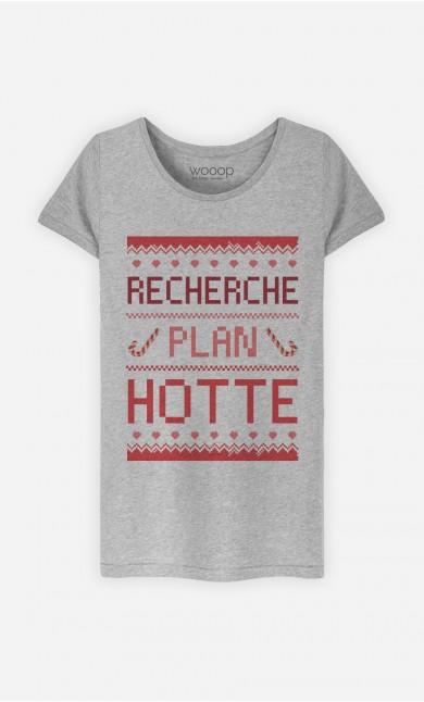 T-Shirt Recherche Plan Hotte