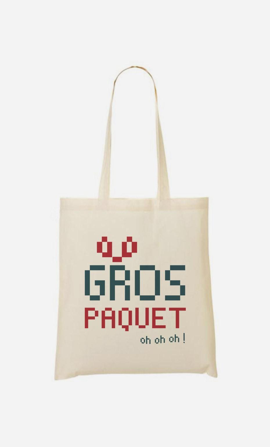 Tote Bag Gros Paquet