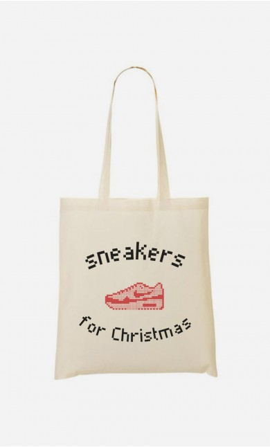 Tote Bag Sneakers For Christmas