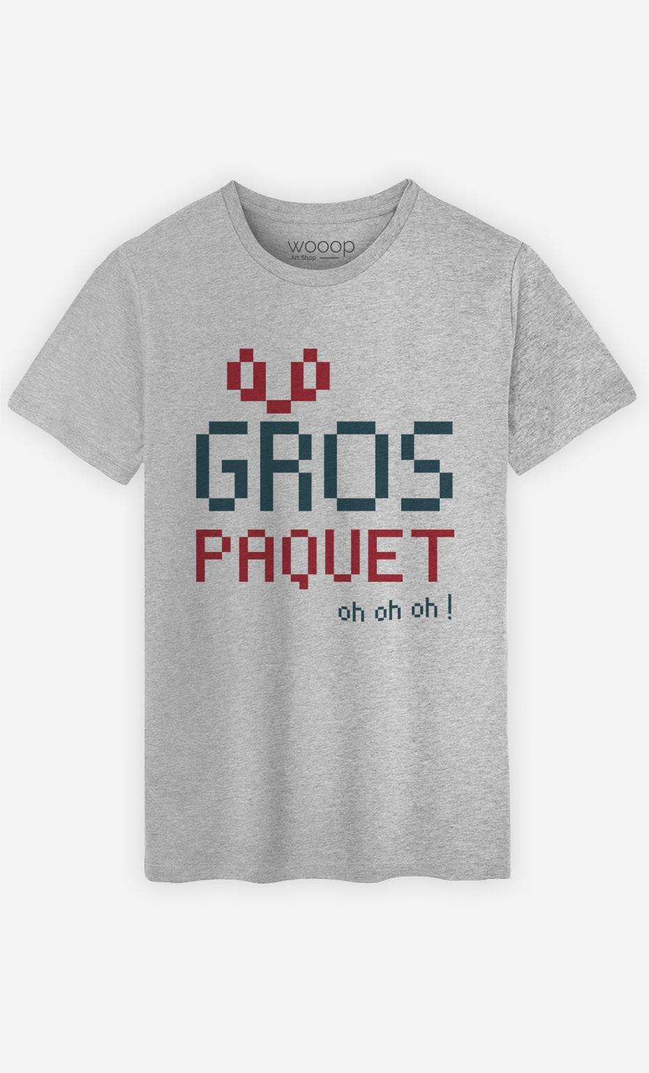 T-Shirt Gros Paquet