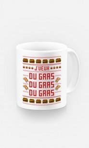 Mug J'veux Du Gras
