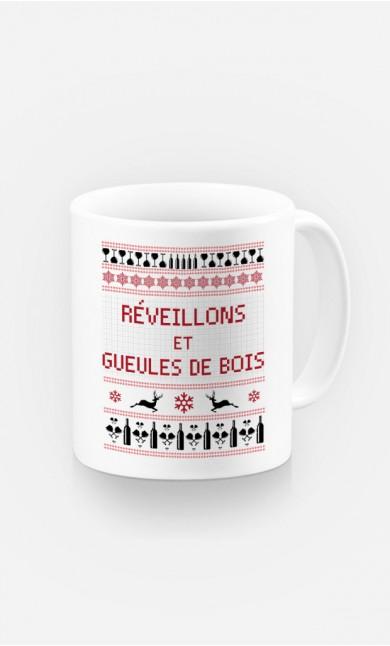 Mug Réveillons Et Gueules De Bois