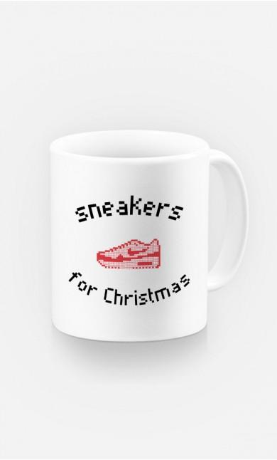 Mug Sneakers For Christmas
