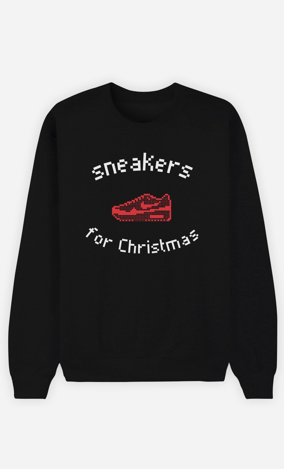 Sweat Sneakers For Christmas