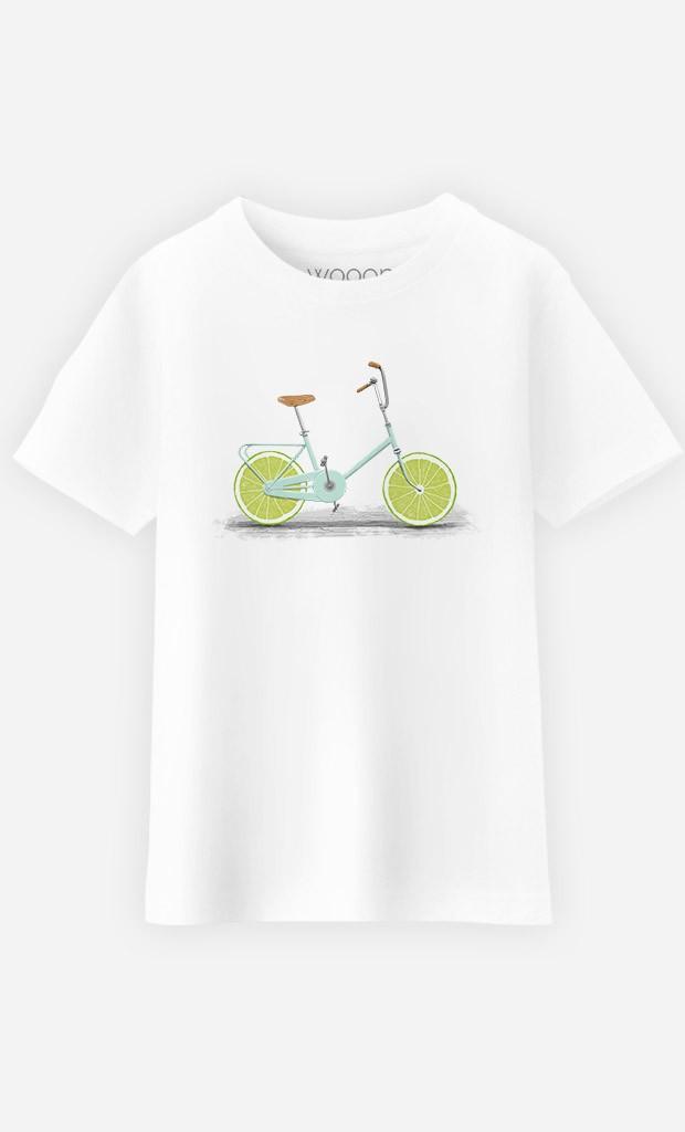 T-Shirt Enfant Acid