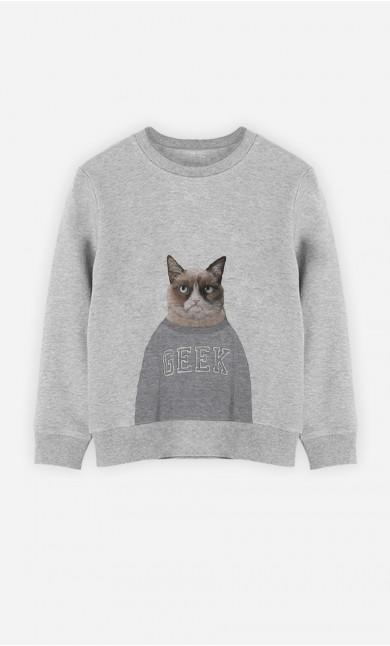 Sweat Grumpy Cat