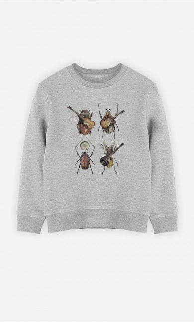 Sweat Beetles
