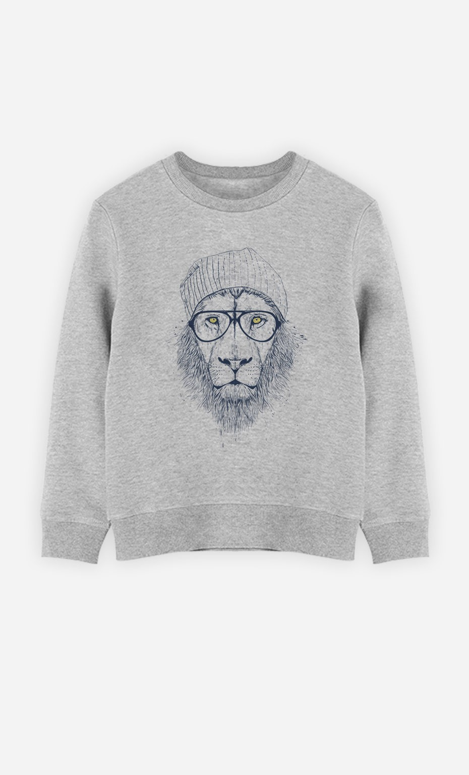 Sweat Cool Lion