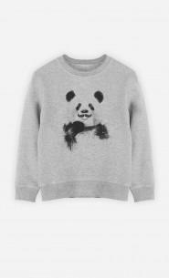 Sweat Funny Panda