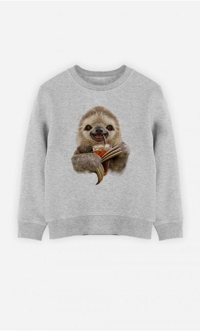 Sweat Sloth & Drink