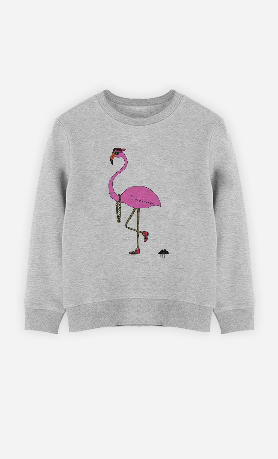 Sweat Frederick The Flamingo