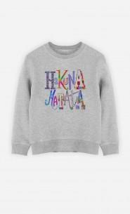 Sweat Hakuna Matata Color