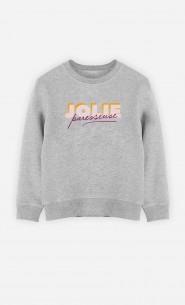Sweat Jolie Paresseuse