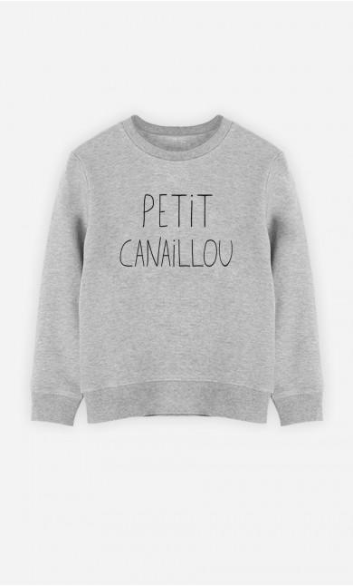 Sweat Petit Canaillou