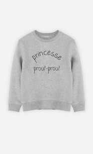 Sweat Princesse Prout-Prout