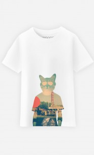 T-Shirt Enfant Cool Cat