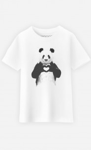 T-Shirt Enfant Love Panda